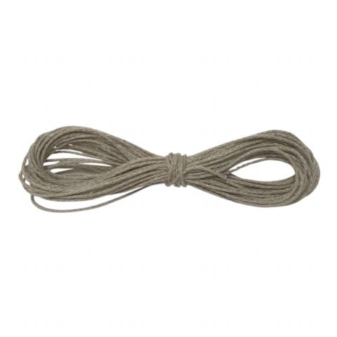 1.00mm Hemp Cord 21ft (6.40mtrs) long in a natural colour